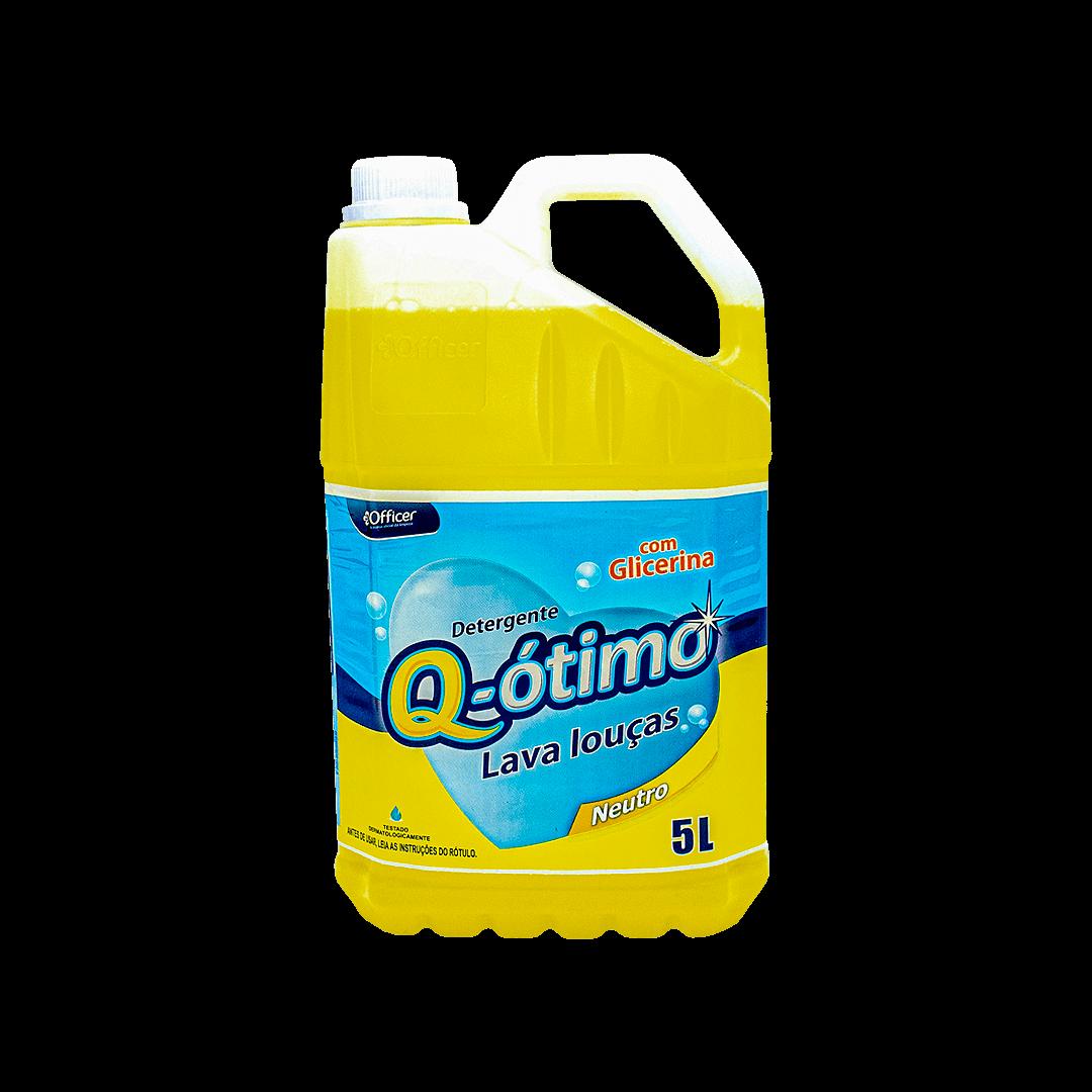 Detergente Lava Louca Q-Ótimo Neutro 5L
