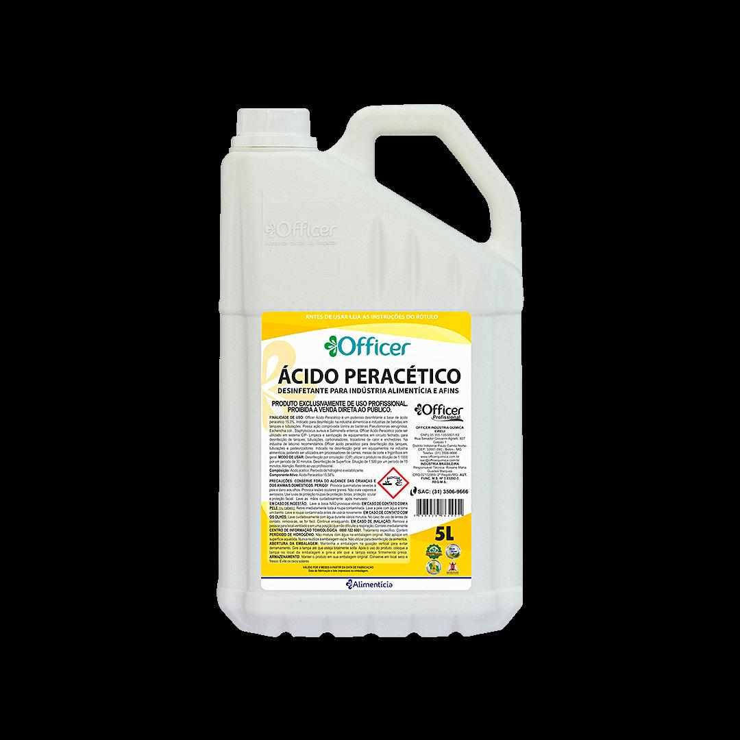 Desinfetante Ácido Peracético